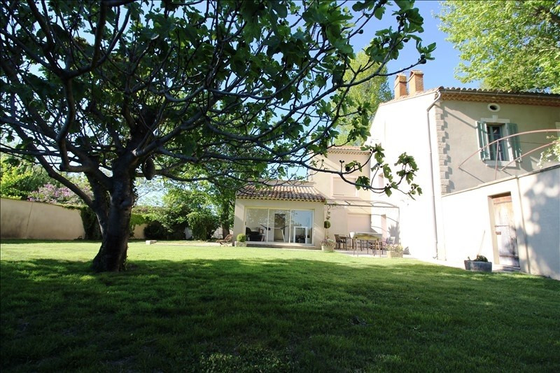 Vente de prestige maison / villa Jonquieres 424000€ - Photo 1