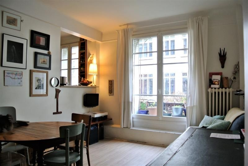 Vente appartement Paris 19ème 375 000€ - Photo 1