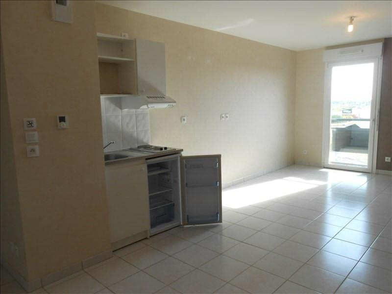 Location appartement Fleury sur orne 520€ CC - Photo 2