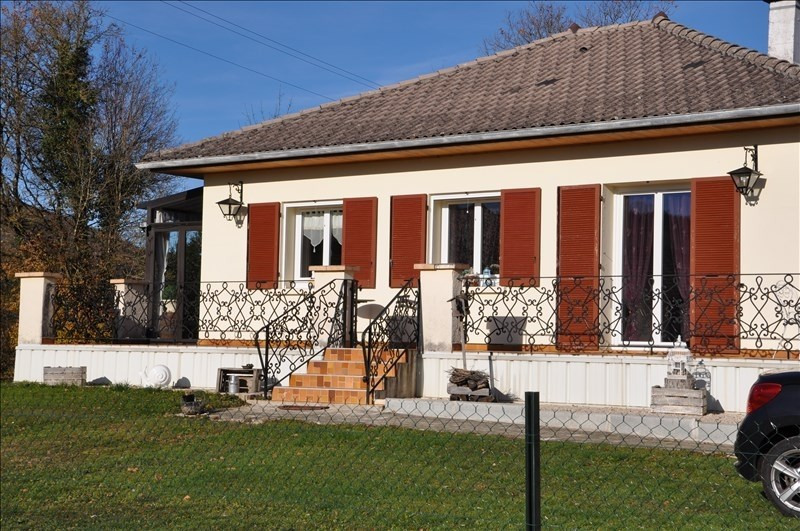 Vente maison / villa Senissiat 165000€ - Photo 4
