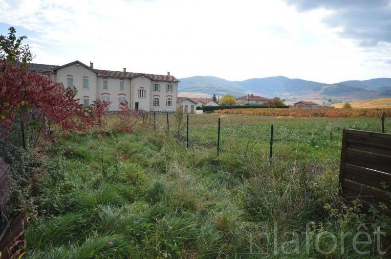 Vente maison / villa Lantignie 97000€ - Photo 5