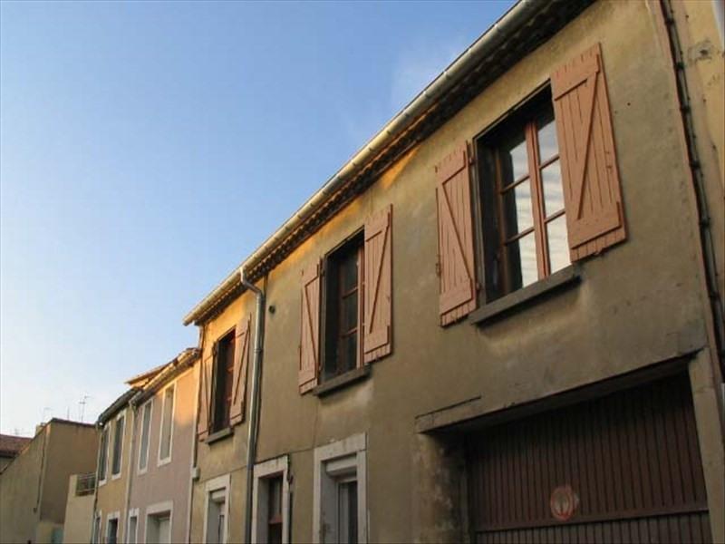 Vente immeuble Carcassonne 278000€ - Photo 1