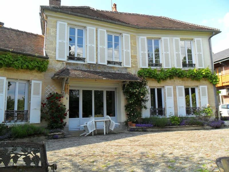 Deluxe sale house / villa Precy sur oise 750 000€ - Picture 1