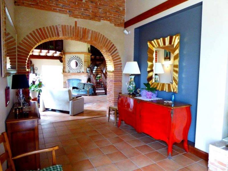 Deluxe sale house / villa Montrabe secteur 819000€ - Picture 14