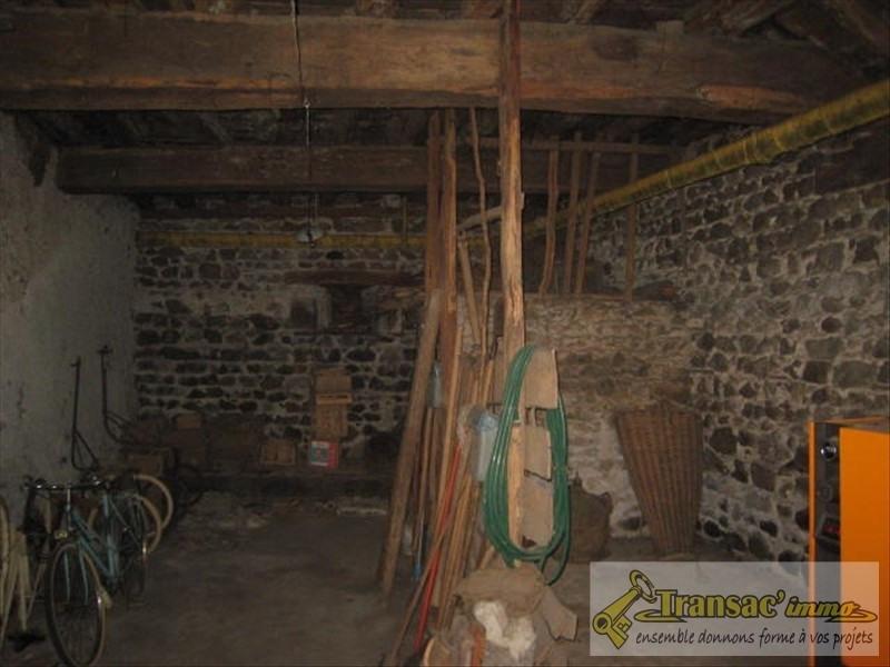 Sale house / villa Puy guillaume 30000€ - Picture 5