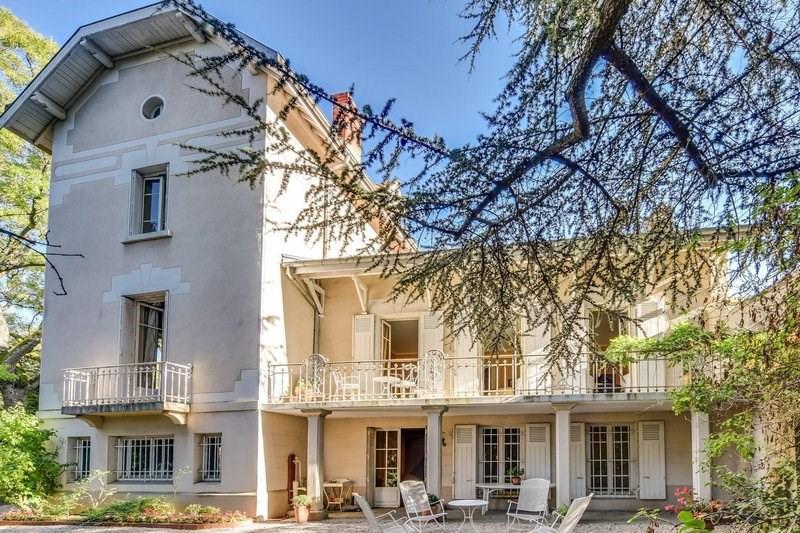 Deluxe sale house / villa Caluire-et-cuire 1500000€ - Picture 1