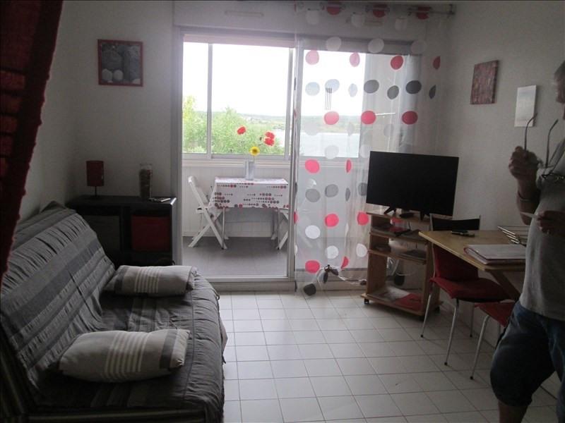 Sale apartment Balaruc les bains 98000€ - Picture 3