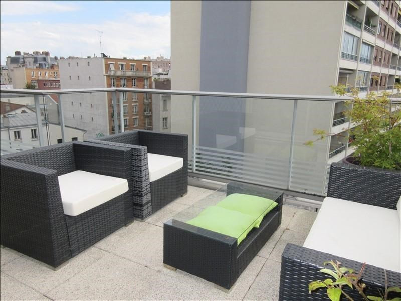 Vente de prestige appartement Paris 20ème 1 075 000€ - Photo 2
