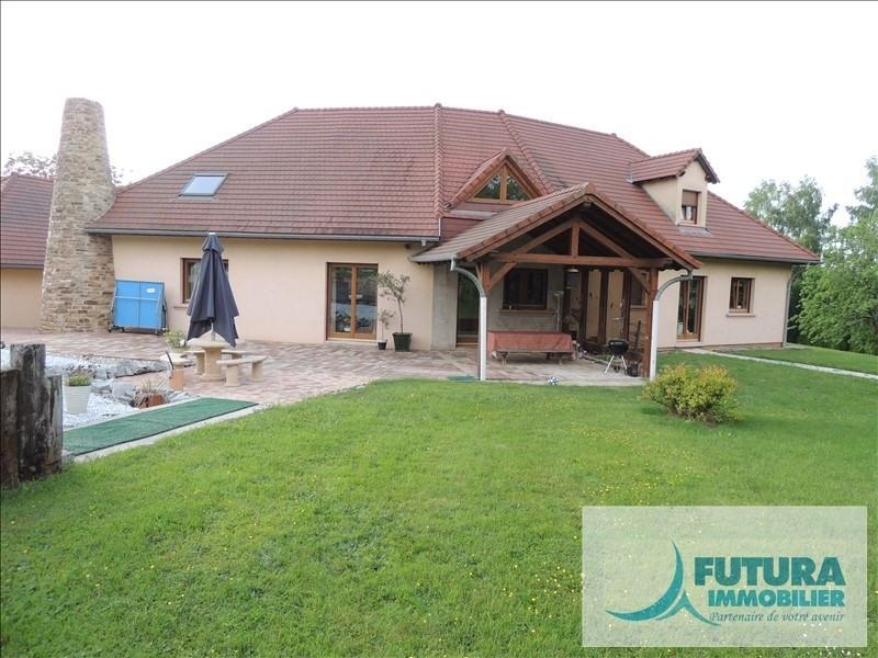 Vente maison / villa Montbronn 339000€ - Photo 1
