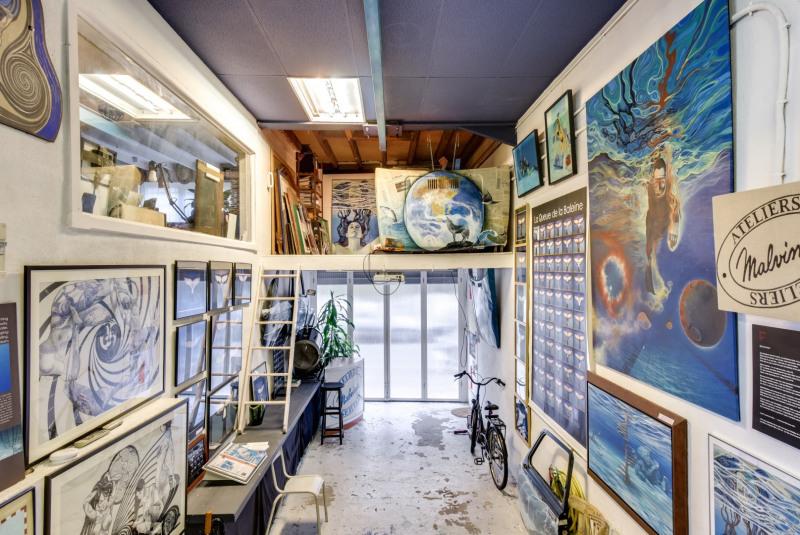 Vente loft/atelier/surface Montreuil 680000€ - Photo 26