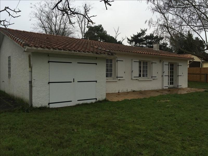 Vente maison / villa Longeville sur mer 176800€ - Photo 9