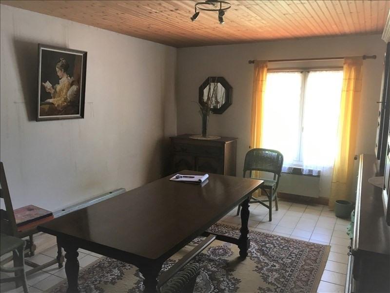 Vente maison / villa Savigny levescault 184000€ - Photo 6