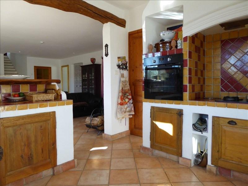 Vente maison / villa Pernes les fontaines 475000€ - Photo 5