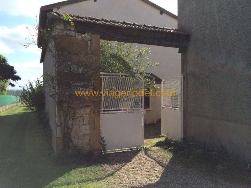 Life annuity house / villa Morance 140 000€ - Picture 3