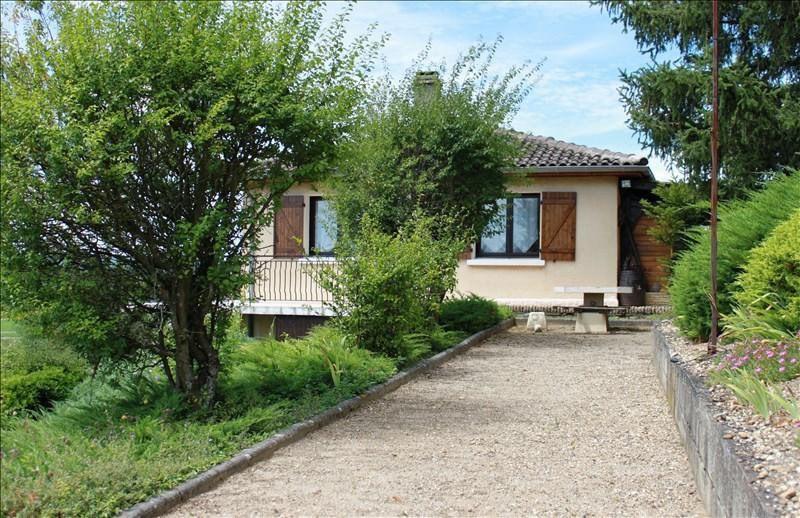 Sale house / villa Eyzin pinet 260000€ - Picture 1