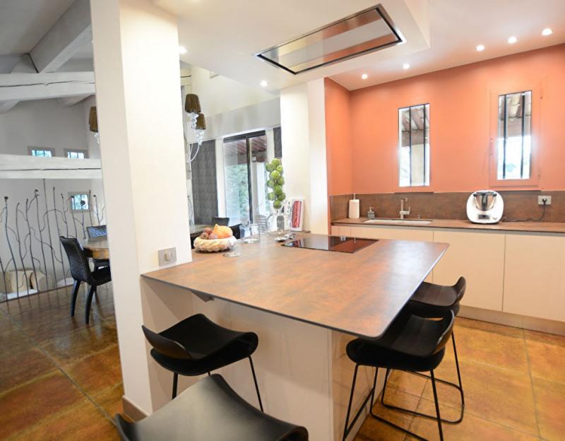 Revenda residencial de prestígio casa Morieres les avignon 655000€ - Fotografia 7