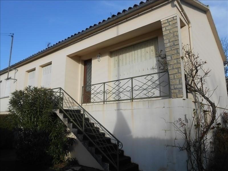 Vente maison / villa Niort 107635€ - Photo 1