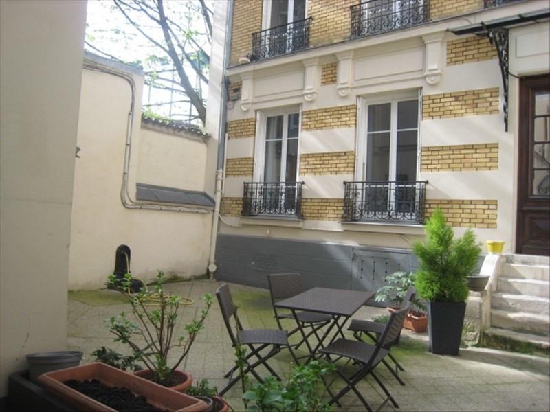 Location appartement Levallois perret 1300€ CC - Photo 1