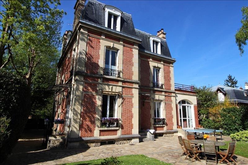 Revenda residencial de prestígio casa St germain en laye 2120000€ - Fotografia 2