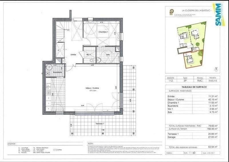 Sale house / villa Mennecy 474000€ - Picture 4