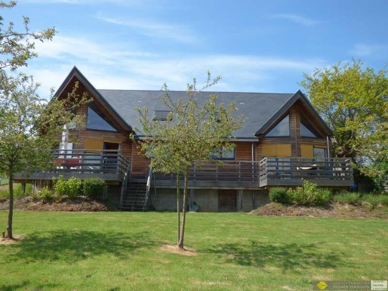 Vente maison / villa Villers sur mer 475000€ - Photo 1