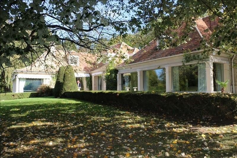 Deluxe sale house / villa St nom la breteche 4700000€ - Picture 7