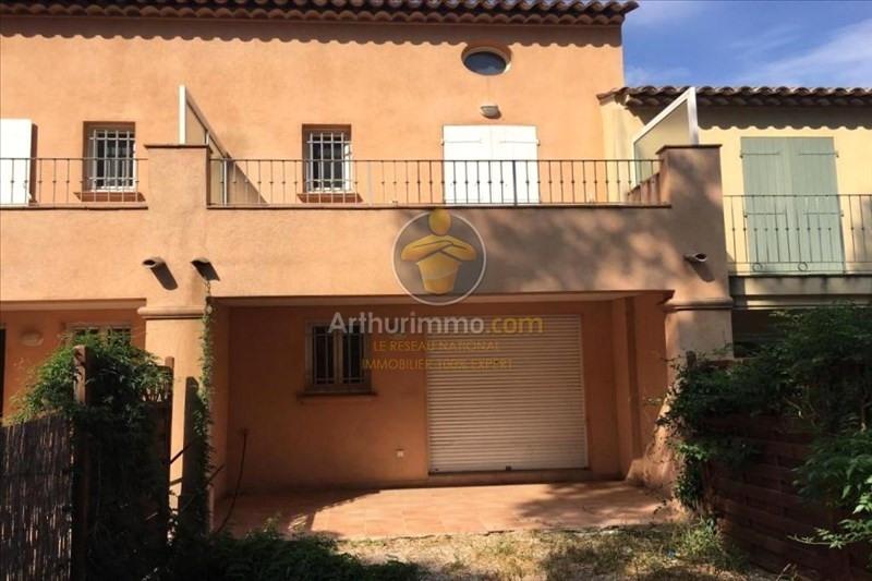 Sale house / villa Sainte maxime 385000€ - Picture 1