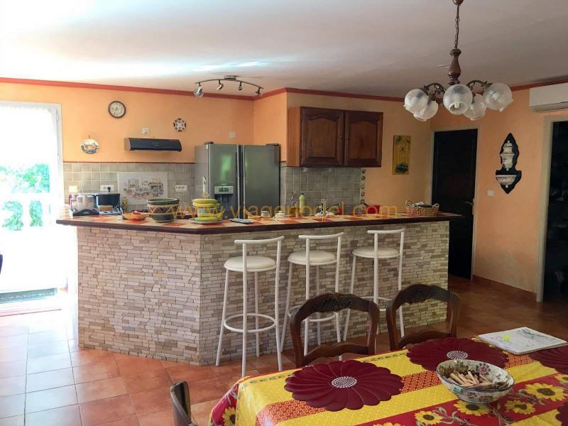 Vendita nell' vitalizio di vita casa Le val 335000€ - Fotografia 6