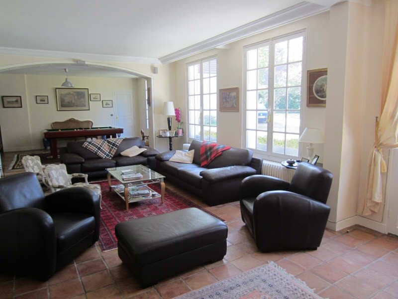 Vente maison / villa Coye la foret 499000€ - Photo 4