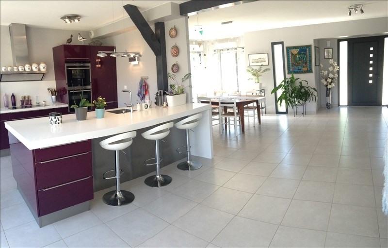 Sale house / villa Nanteuil les meaux 442000€ - Picture 2