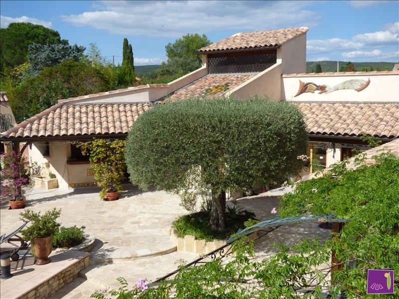 Immobile residenziali di prestigio casa Uzes 1275000€ - Fotografia 17