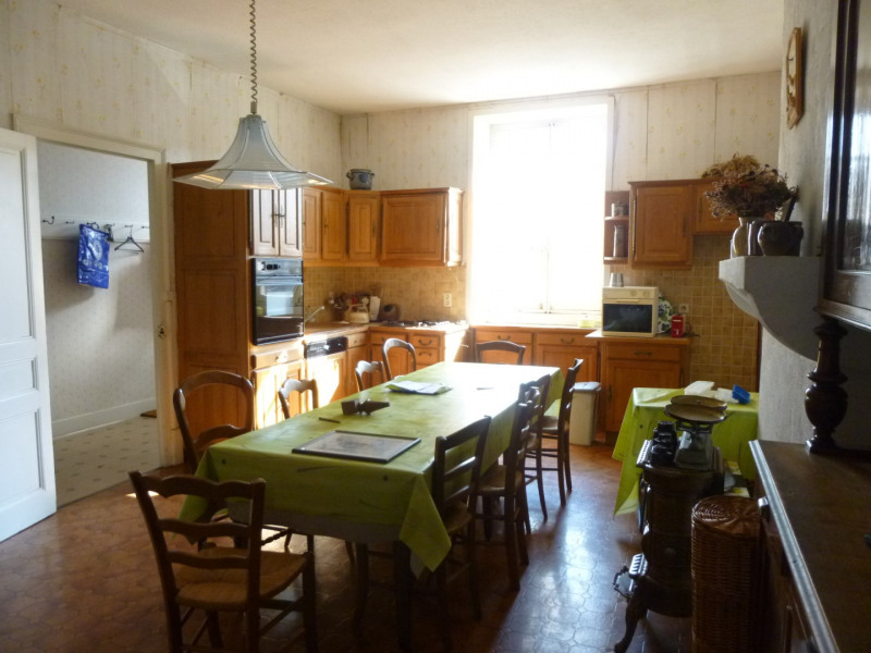 Vente maison / villa Pannessières 120000€ - Photo 2