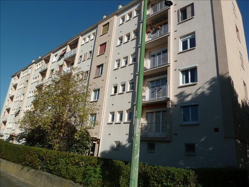 Rental apartment Conflans ste honorine 765€ CC - Picture 1
