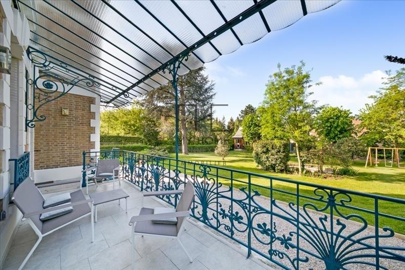 Immobile residenziali di prestigio casa Enghien les bains 1842000€ - Fotografia 4