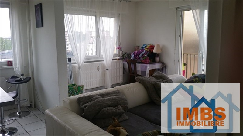 Produit d'investissement appartement Mulhouse 71 000€ - Photo 1