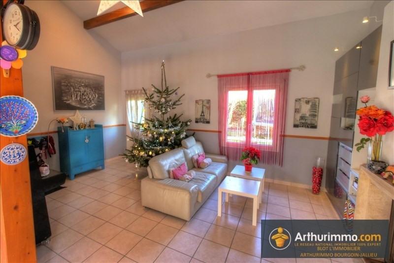Vente maison / villa L'isle d'abeau 329000€ - Photo 2