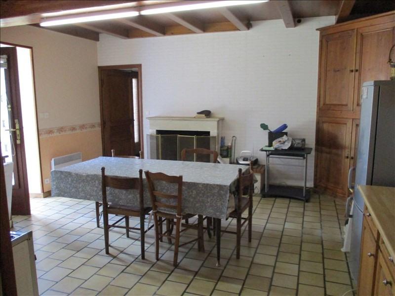 Sale house / villa Blanzay sur boutonne 159750€ - Picture 2