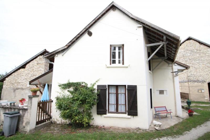 Vente maison / villa Morestel 155000€ - Photo 2