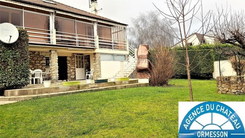 Sale house / villa Ormesson sur marne 549 000€ - Picture 1