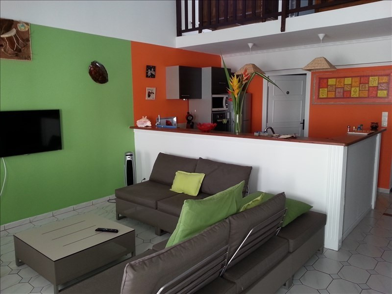 Deluxe sale apartment St francois 225 000€ - Picture 1
