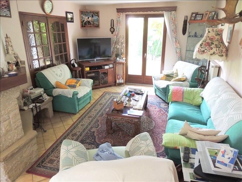 Vente maison / villa Chevry 598000€ - Photo 4