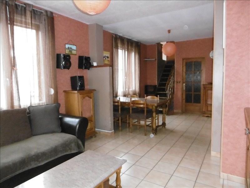 Vente maison / villa St quentin 107000€ - Photo 2