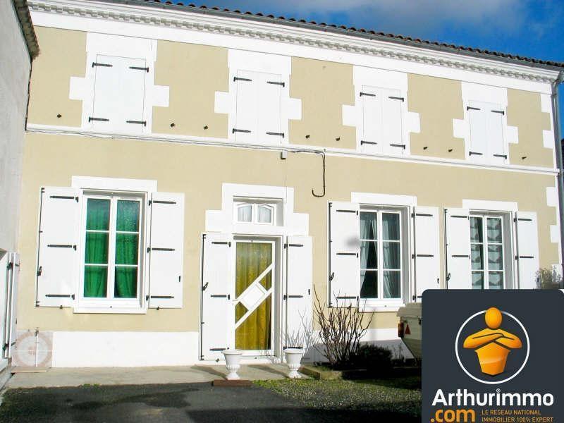 Vente maison / villa Matha 111825€ - Photo 1
