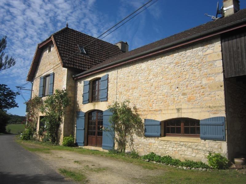 Vente maison / villa Veyrines de domme 300000€ - Photo 2