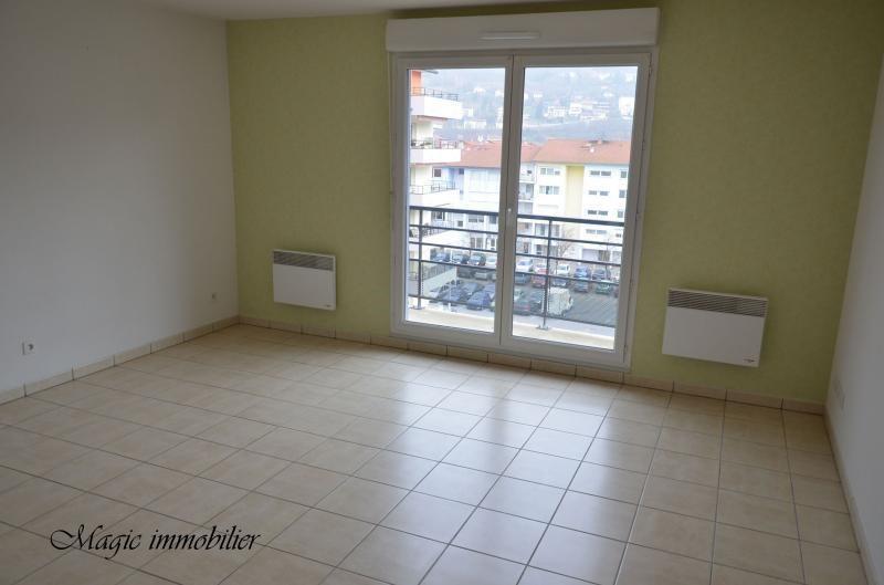 Rental apartment Bellegarde sur valserine 528€ CC - Picture 3