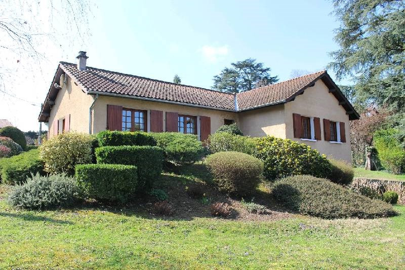 Vente maison / villa Vernaison 495 000€ - Photo 1