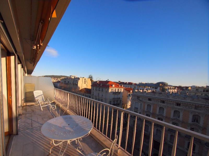 Vente de prestige appartement Nice 610000€ - Photo 1