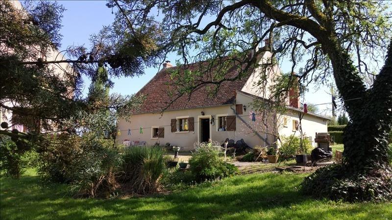 Sale house / villa Valigny 158250€ - Picture 1