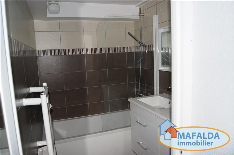 Vente appartement Mont saxonnex 129 500€ - Photo 6