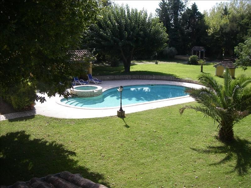 Престижная продажа дом Entraigues sur sorgues 870000€ - Фото 2